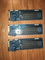 Click for large photo of Digidesign HD3 PCIE