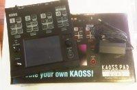 Click for large photo of Korg Kaoss Quad