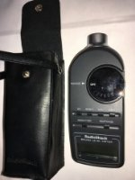 Click for large photo of Radio Shack Sound Level Meter
