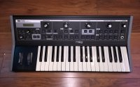 Click for large photo of Moog Little Phatty Stage II