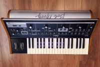 Click for large photo of Moog Little Phatty Tribute Edition