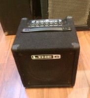 Click for large photo of Line 6 Lowdown Studio 110