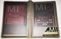 Click for large photo of Korg M1 Piano Rom Set