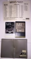 Click for large photo of Korg M1 Synth 3 Rom Set