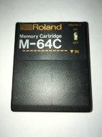 Click for large photo of Roland M-64C