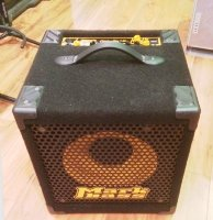 Click for large photo of Mark Bass Mini CMD 121P