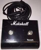 Click for large photo of Marshall Foot Switch