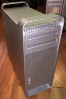 Click for large photo of Apple Mac Pro