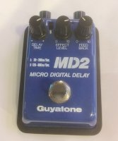 Click for large photo of Guyatone MD2