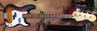 Click for large photo of Fender P Bass MIM