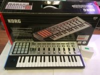 Click for large photo of Korg MicroKontrol