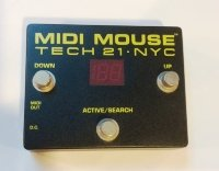 Click for large photo of Tech 21 Midi Mouse