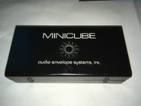 Click for large photo of Audio Envelope Minicube
