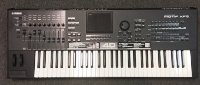 Click for large photo of Yamaha Motif XF6 W/Firewire