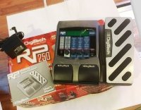 Click for large photo of Digitech RP250