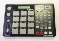 Click for large photo of Akai MPC500