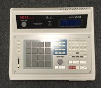 Click for large photo of Akai MPC60 II W/SCSI