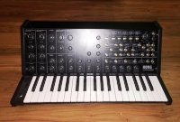 Click for large photo of Korg MS-20 Mini