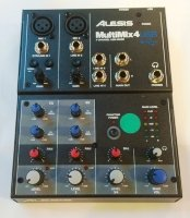 Click for large photo of Alesis Multimix 4 USB
