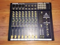 Click for large photo of Behringer MX1602A