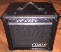 Click for large photo of Crate MXK15