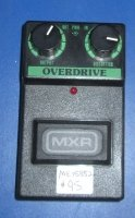 Click for large photo of MXR Overdrive