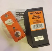 Click for large photo of Mooer Ninety Orange