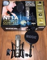 Click for large photo of Rode NT1-A Bundle