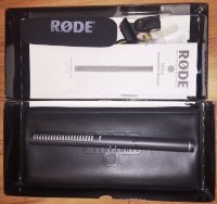 Click for large photo of Rode NTG2