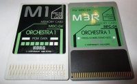 Click for large photo of Korg M1 Orch 1 Rom Set