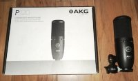 Click for large photo of AKG P120