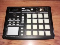 Click for large photo of Korg padKontrol