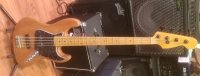 Click for large photo of  Parts J Bass