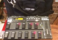 Click for large photo of Line 6 Pod XT Live