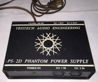 Click for large photo of Tristech PS-2D