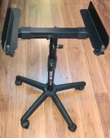 Click for large photo of Quicklok QL-400 Stand