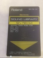 Click for large photo of Roland SN-R8-04 Electronic Card for R8
