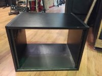 Click for large photo of  8 Space Studio Rack