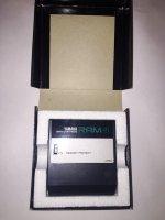 Click for large photo of Yamaha DX7 RAM4