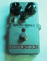 Click for large photo of Retro-sonic Distortion
