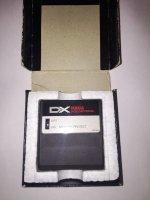Click for large photo of Yamaha DX7 RAM