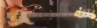 Click for large photo of Rust P Bass