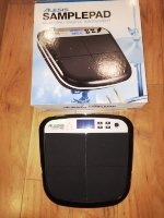 Click for large photo of Alesis Sample Pad