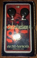 Click for large photo of Electro-Harmonix Satisfaction
