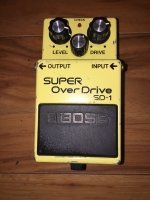 Click for large photo of Boss SD-1