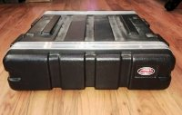 Click for large photo of SKB 2 Space Road Case