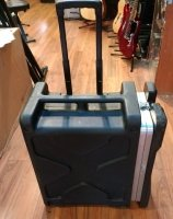 Click for large photo of SKB 5 Space Rolling Rack