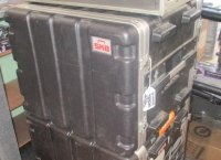 Click for large photo of SKB 8 Sp Rack