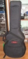 Click for large photo of SKB Acoustic Carry Case
