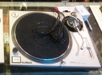 Click for large photo of Technics SL-1200 MKII